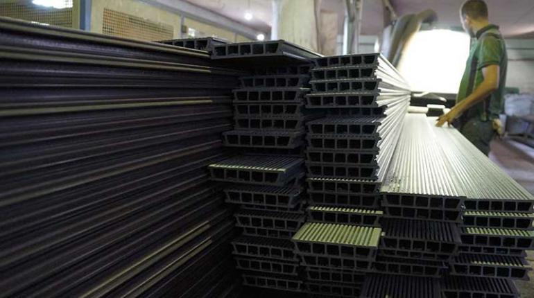 Производство пластиковой доски